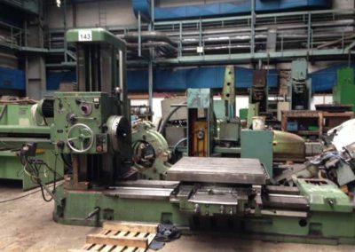 #03055 – Horizontal Boring Machine H100A