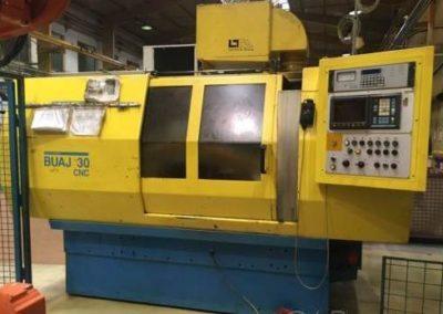 #04659 – Cylindrical Grinding Machine TOS JUNKER BUAJ30CNC FANUC  – YEAR 2000