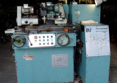 #04639 – TOS Universal Cylindrical Grinder BU16