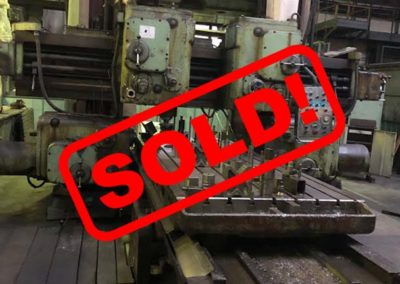 #4689-Portal milling machine TOS FP16