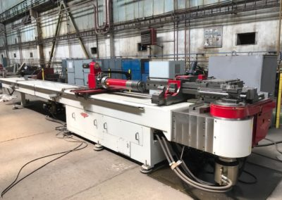 #4479 – Tube bender HERBER 90 CNC TB – new 2010