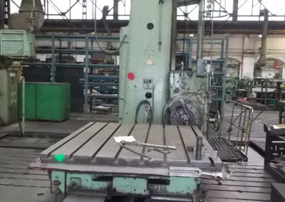 #4686-Horizontal boring machine SKODA HVF160
