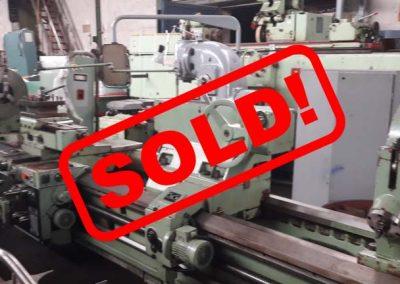 #04733 – lathe TOS SU100/5000 – sold to Mexico