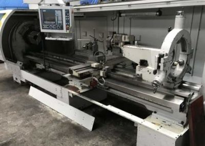 #04763 – Lathe SF65/3000 CNC Fagor – new 2007