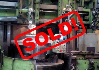#04806 – vertical lathe TOS SK 16 – sold to Mexico