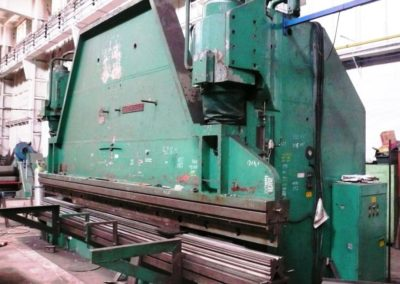 #04277 – Press brake DIGEP 630/5500 – video ▶️