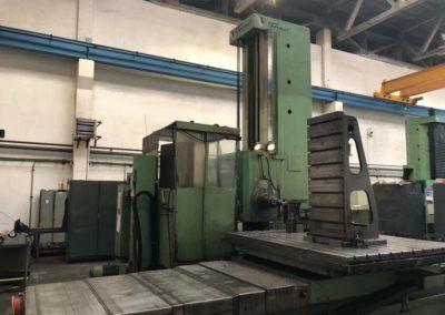 #04833 – Horizontal Boring Machine TOS WHN 13 CNC Heidenhain TNC 530 – GO 2004