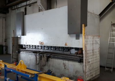 #04835 – Press brake ERMAK CNC HAP 4100×300 tons – NEW 2006
