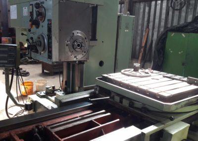 #04874 Horizontal Boring Machine TOS VARNSDORF W75