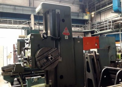 #04882 Horizontal Boring Machine TOS VARNSDORF W100 – video available ▶️
