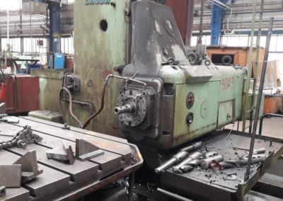 #04910 Horizontal boring machine SKODA WD160B/3000