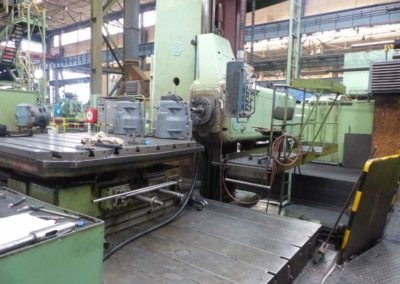 #04919 Horizontal boring machine SKODA WD160B/4000