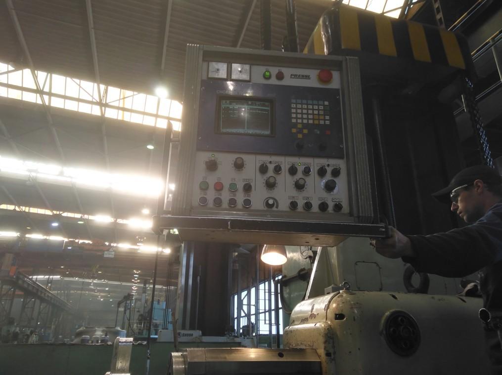 5205-WD 160 6000 CNC Mefi GO 1997.09