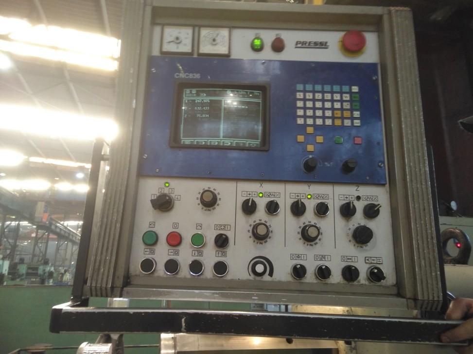 5205-WD 160 6000 CNC Mefi GO 1997.10