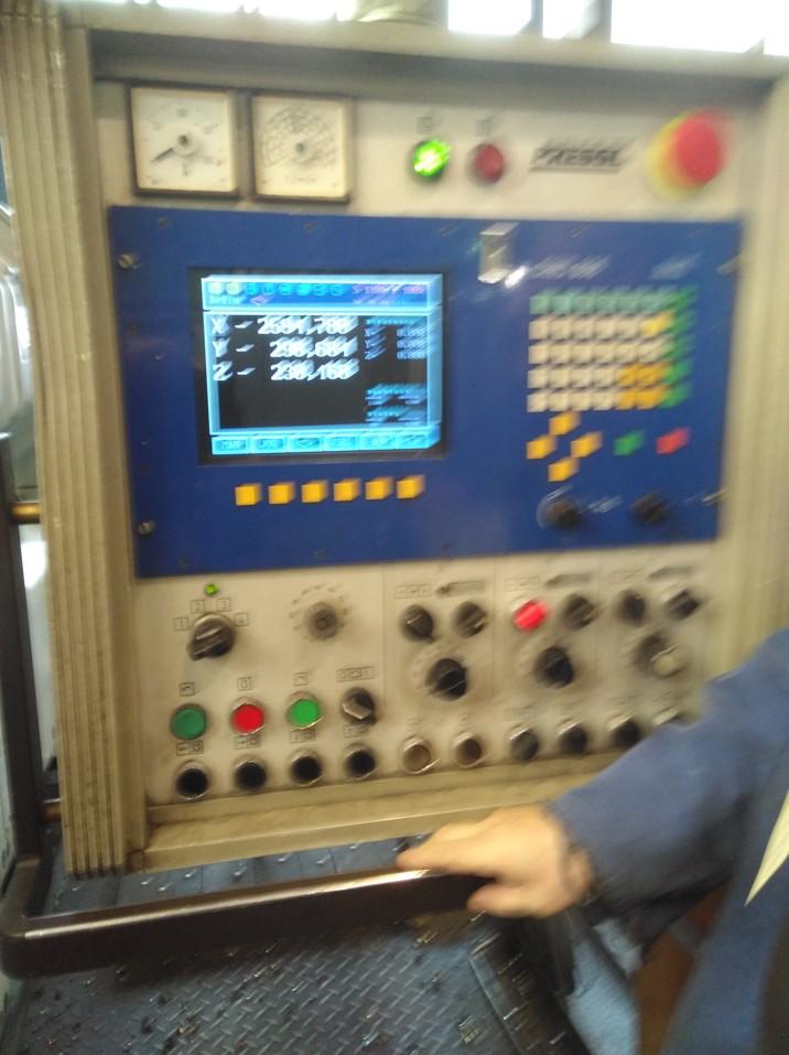 5205-WD 160 6000 CNC Mefi GO 1997.13