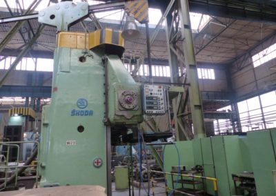 #04922 Horizontal boring machine SKODA WD160B/6000