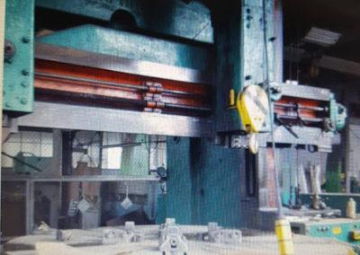 #04971 vertical lathe RAFAMET KCF320