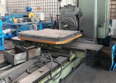 #04973 Horizontal Boring Machine TOS VARNSDORF W100  – video available ▶️