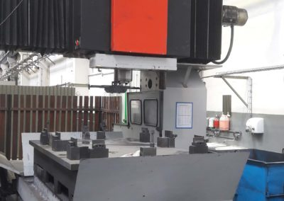 #05024 Vertical machining centre MAS MCWV100  – video available ▶️