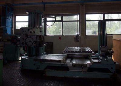 #05043 Horizontal Boring Machine TOS VARNSDORF W100A – ISO 50 – AS NEW