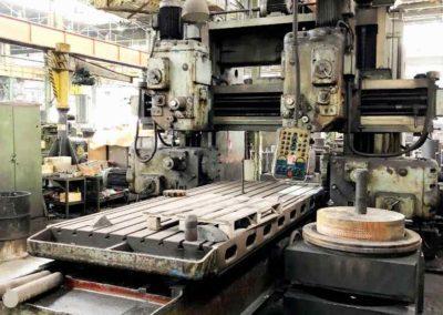 #05044 Portal milling machine TOS FP20
