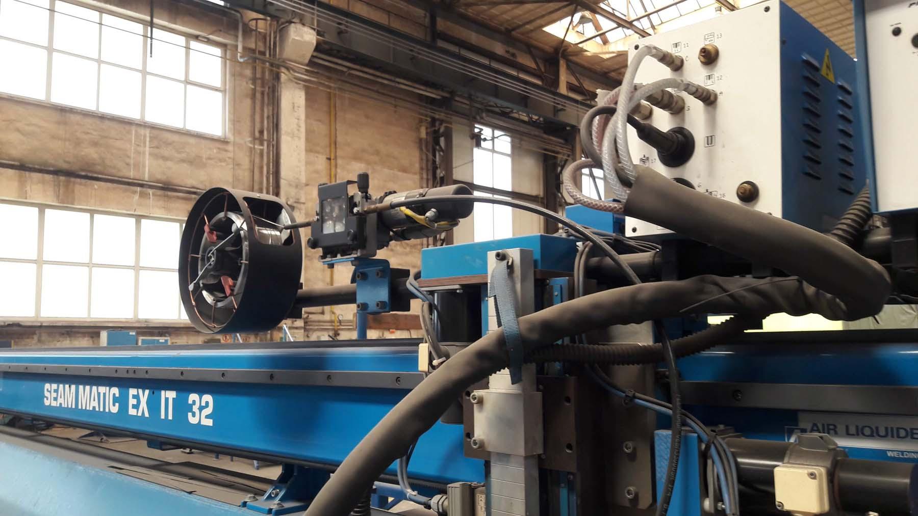 5049-automatic welding line.49