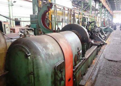 #05046 Deep hole drilling machine SKODA WHR500