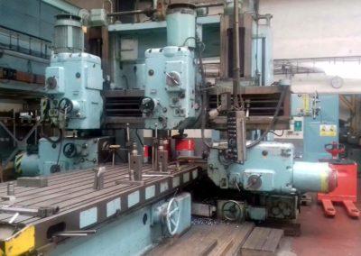 #05052 Portal milling machine TOS FP20