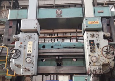 #05072 vertical lathe CKD TOS SK 40A  – video available ▶️