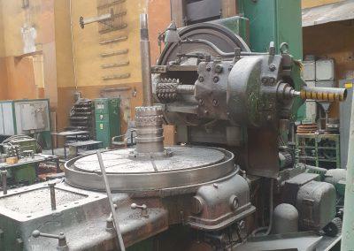 #05535 Gear Hobber TOS FO25