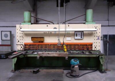 #04949 Hydraulic shears LVD Jelsingrad MG 3150 x 20 mm– video available ▶️