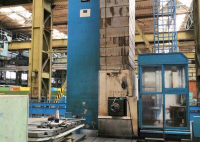 #05053.27 Horizontal Boring Machine WD200A/HCW2 koax CNC Sinumerik – modernized 2013