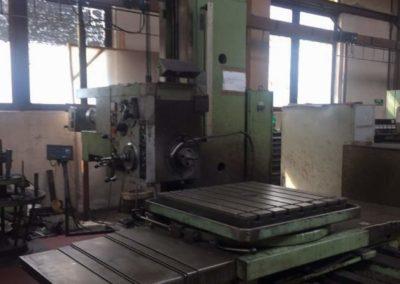 #05096 Horizontal Boring Machine TOS VARNSDORF W75