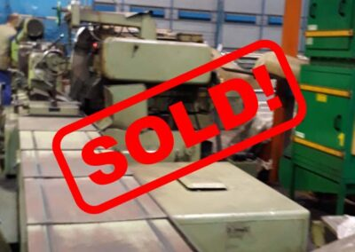 #05158 TOS Universal Cylindrical Grinder BUT63/4000 – video available ▶️ – sold to India