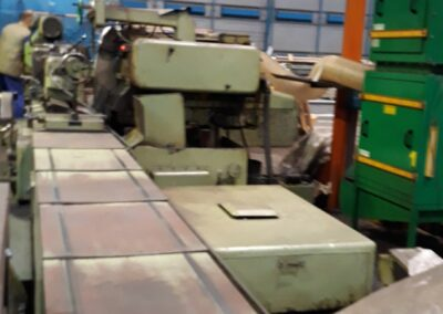 #05158 TOS Universal Cylindrical Grinder BUT63/4000 – video available ▶️