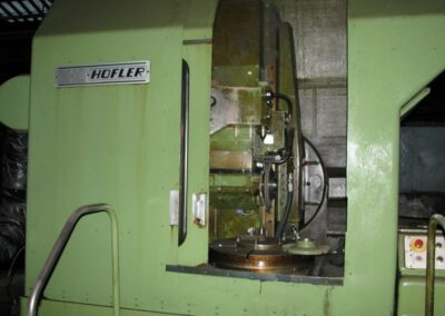 #05159 HOFLER Gear grinding machine H 630