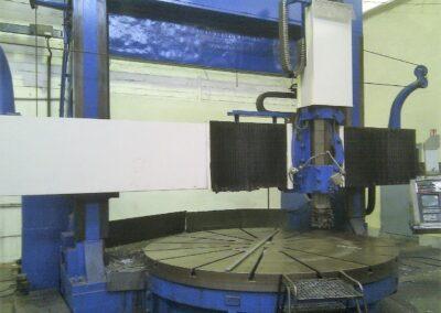 #05171 vertical lathe CNC NILES 3000
