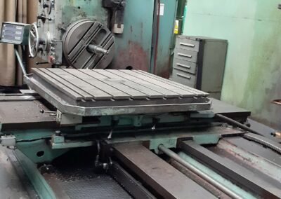 #05186 Horizontal Boring Machine TOS VARNSDORF W100A – video available ▶️