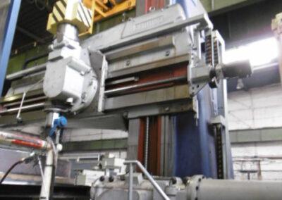 #05178 vertical lathe CNC BERTHIEZ 8920 – Sinumerik 840D – complete overhaul 2012 – video available ▶️