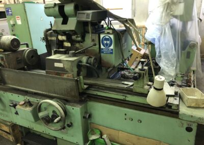 #05187 Universal cilindrical grinding machine TOS BHU32A/1000
