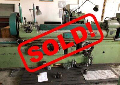 #05190 Crankshaft grinding machine NVS German 160/1300