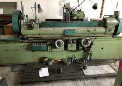 #05190 Crankshaft grinding machine NVS German 160/1300