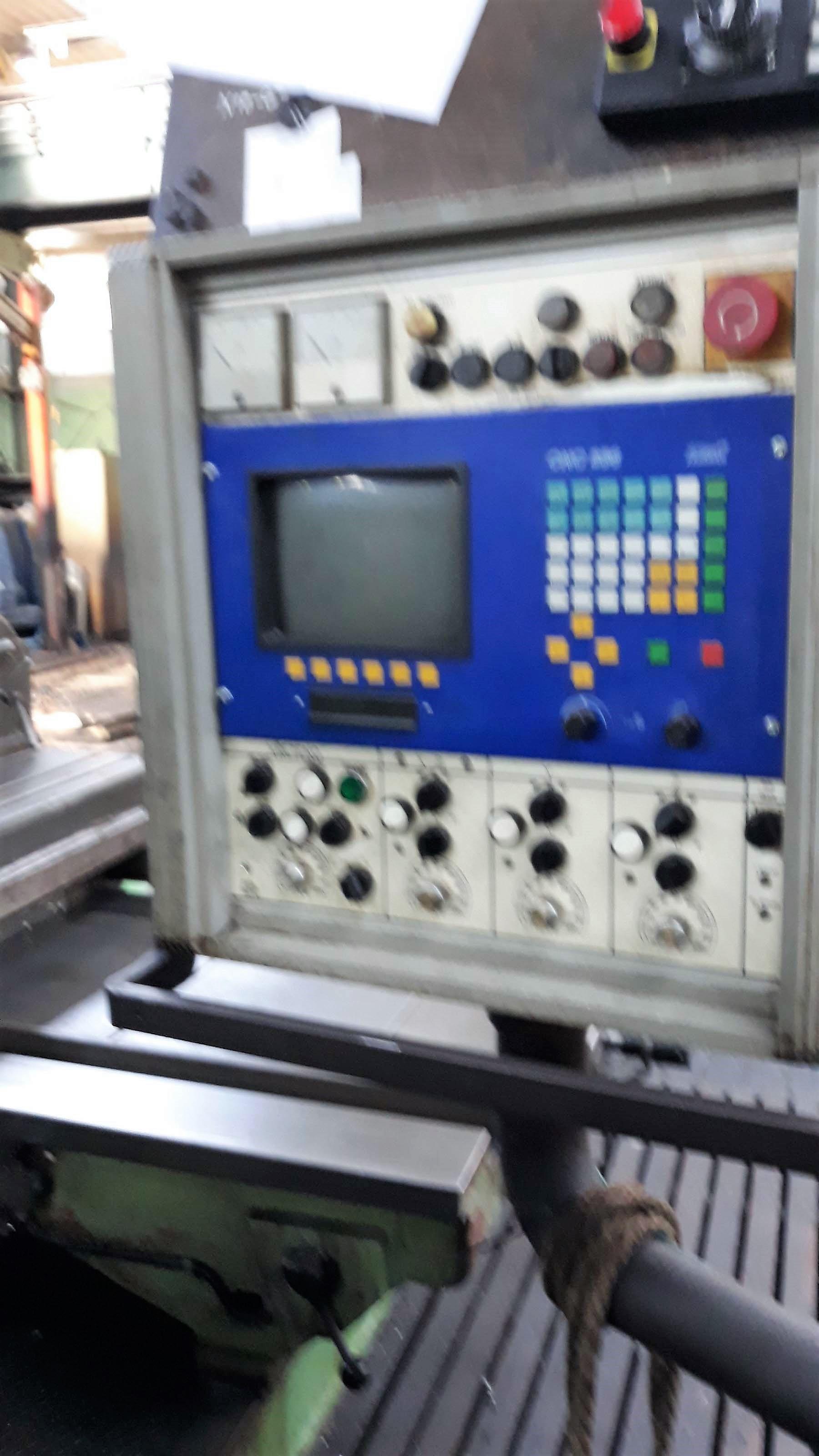 5243-W100A CNC ISO50.03