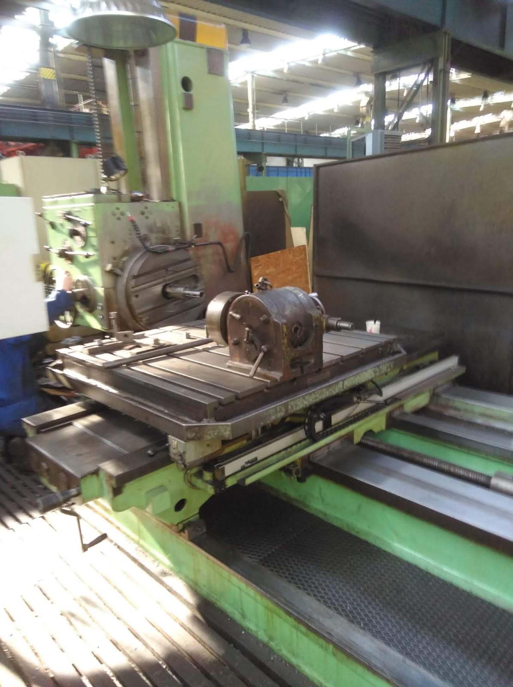 5243-W100A CNC ISO50.05