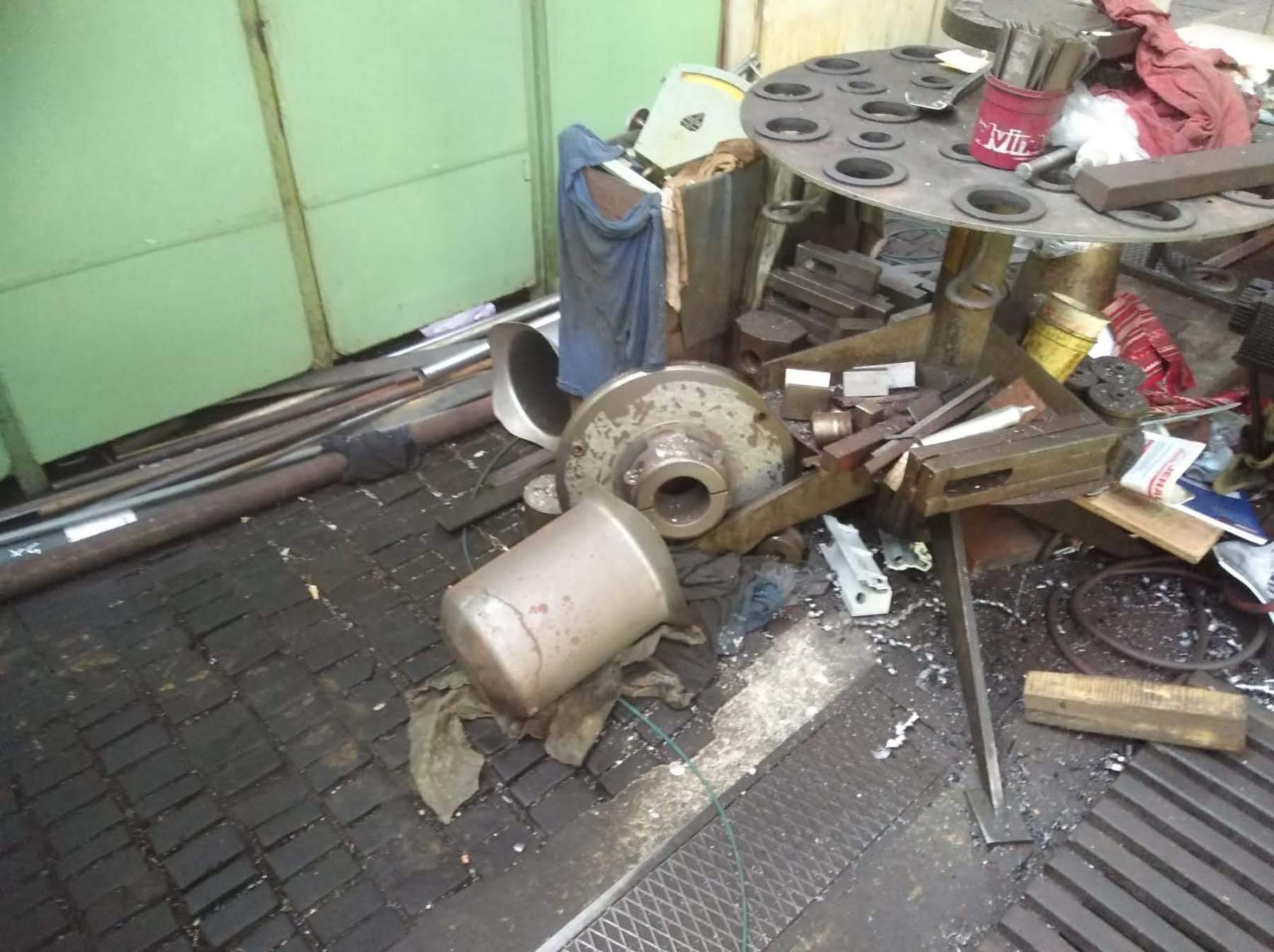 5243-W100A CNC ISO50.06