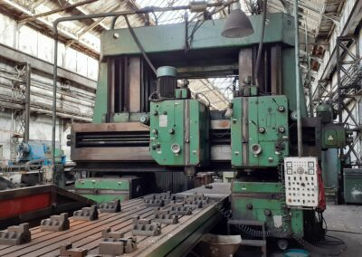#05266 Portal milling machine TITAN FLP1600