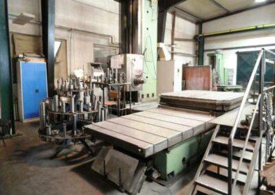 #05304 Horizontal Boring Machine TOS WHN13.8 CNC Heidenhein TNC320– video available ▶️