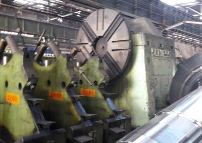 #05166 Schiess Crankshaft Mill