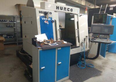 #05325 Hurco VMX30 – incl. 4. axe