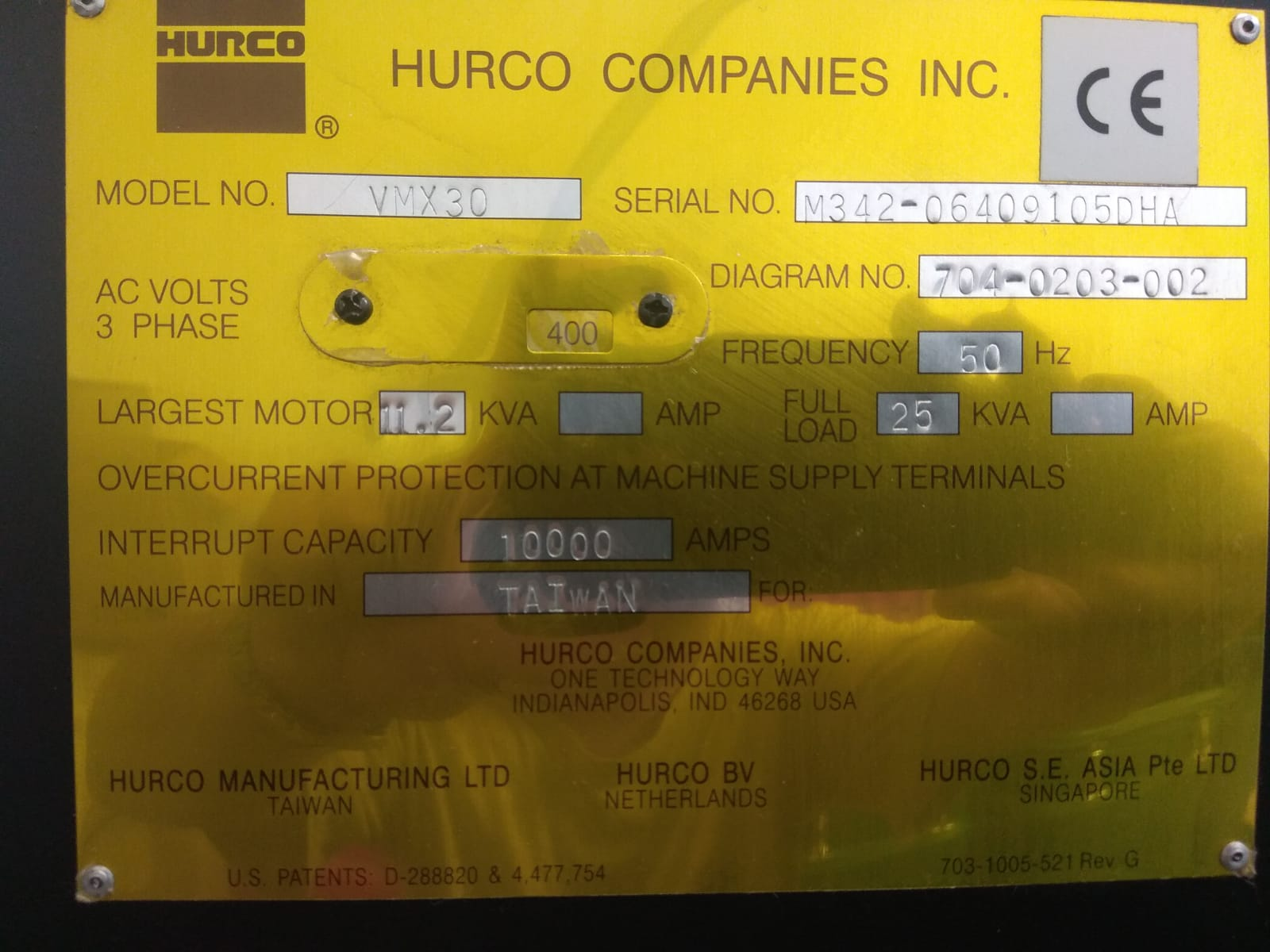 5325-hurco vmx30.08